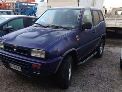 usata Nissan Terrano 2.7 Tdi 5p. Wagon Commercial del 1995 usata a Faedo