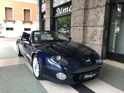 usata Aston Martin DB7 Vantage Volante