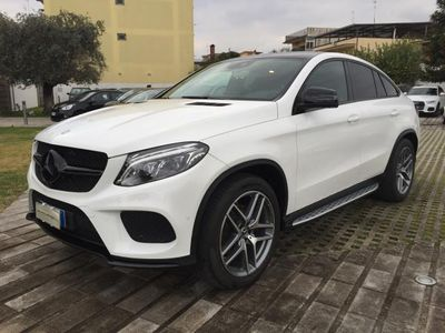 gebraucht Mercedes GLE350 d 4Matic Coupé Premium Plus