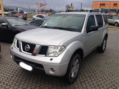 usata Nissan Pathfinder dCi XE Plus