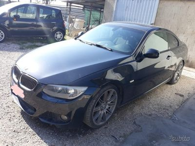 used BMW 335 d