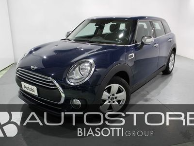brugt Mini One Clubman Clubman 2016 Diesel 1.5 D Business auto