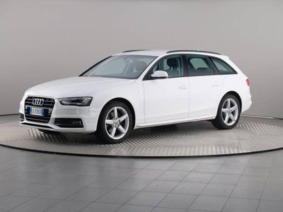 usata Audi A4 Avant 2.0 Tdi 88kw Business Plus