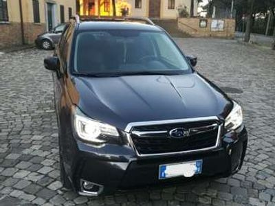 usata Subaru Forester 2.0d Lineartronic Sport Unlimit