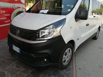 brugt Fiat Talento 1.6 TwinTurbo MJT 125CV PLungo 8pos