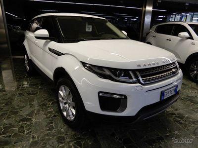brugt Land Rover Range Rover evoque 2.0 TD4 180 CV 5p. Business Edition SE