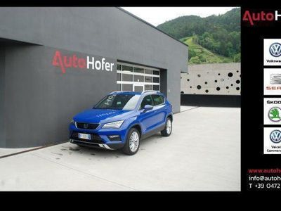 gebraucht Seat Ateca 2.0TDI 4DRIVE DSG XCELLENCE Full LED Navi Panorama