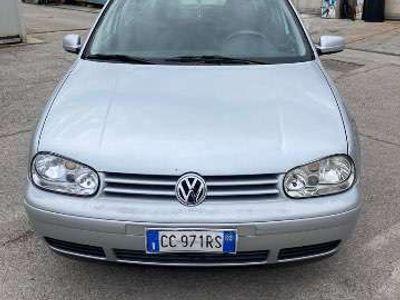 usata VW Golf 1.6 16V cat 5 porte Comfortline