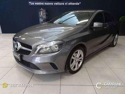 usata Mercedes A160 d Sport
