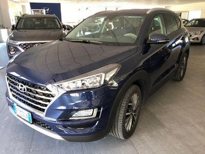 usata Hyundai Tucson 1.6 CRDi 136CV XPrime AZIENDALE SOLO 8500 KM