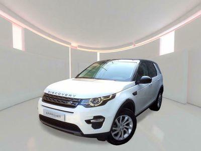 usata Land Rover Discovery Sport 2.0 TD4 150 CV Auto Business Ed. Premium SE