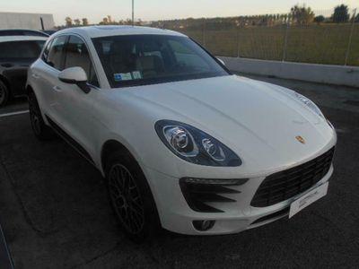 usata Porsche Macan 3.0 s diesel unipro uff italia approved