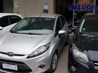 used Ford Fiesta + 1.4 TDCi 68CV 5 porte