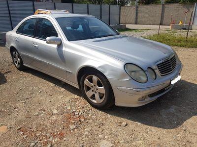 usata Mercedes E270 CDI cat Avantgarde MATIC 389 0333038 ok permuta