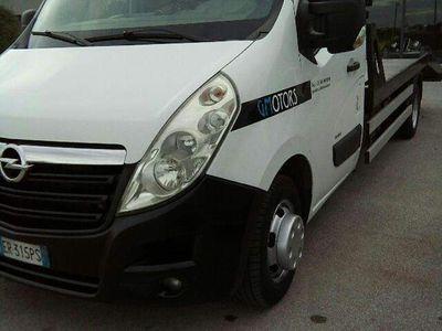 usado Opel Movano 35 2.3 CDTI 150 cv Carro attrezzi