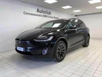 usata Tesla Model X 100kWh Dual Motor Elettrica