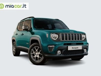 usata Jeep Renegade 1.6 Mjt DDCT 120 CV Limited MY19 Milano