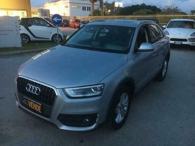 usata Audi Q3 2.0 TDI quattro S tronic S Line Edition