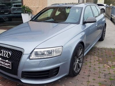 usata Audi RS6 Avant 5.0 V10 quattro tiptronic