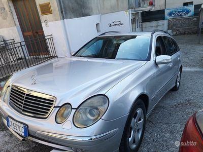 usata Mercedes E280 avantgard