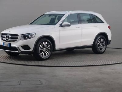 usata Mercedes GLC220 GLCD 4matic Business