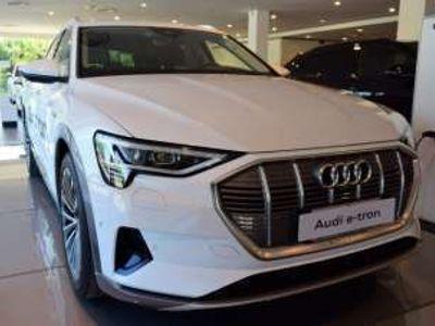 usata Audi E-Tron - 55 quattro business elettrica