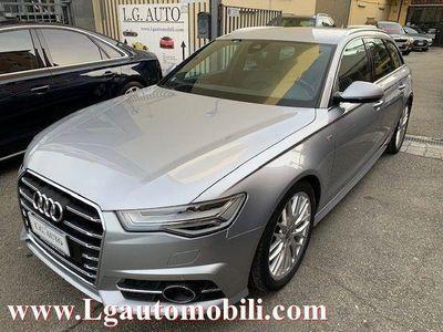 brugt Audi A6 Avant 3.0 TDI 320 CV quattro tiptronic SLine