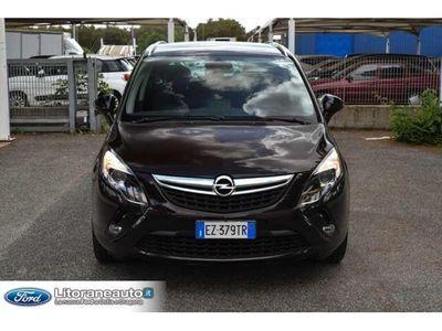 usata Opel Zafira 1.6 cdti Cosmo 120cv S&S E6