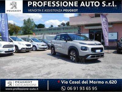 usado Citroën C3 Aircross BlueHDi 100 Feel del 2018 usata a Roma