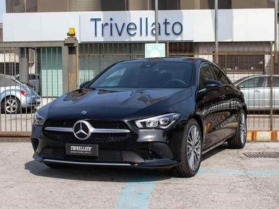 usata Mercedes 200 CLA Coupè Couped Sport auto