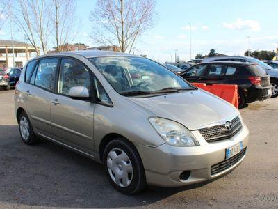 usata Toyota Corolla Verso 1.6 16V