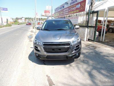 second-hand Peugeot 4008 exclusive 1.6 4x4