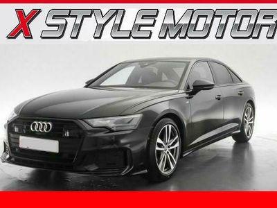 usata Audi A6 40 TDI Stronic Sport sline-MMI-pelle-keyless-apple