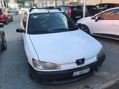 used Peugeot 306 - 1998 van
