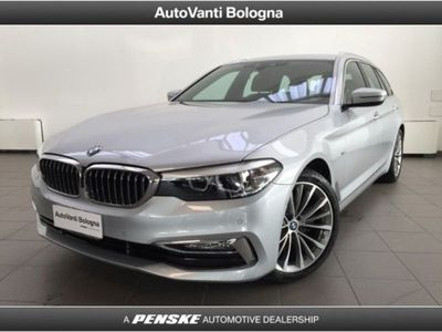 used BMW 520 d aut. Touring Luxury