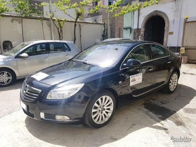 used Opel Insignia 2.0 CDTI 130 cv Cosmo - 2010