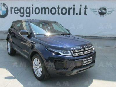 usata Land Rover Range Rover evoque 2.0 TD4 150 CV 5p. Business Edition Pure del 2018 usata a Reggio nell'Emilia