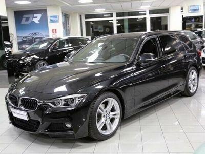 usata BMW 318 d Touring Msport aut. Pelle-Navi Pro_tel