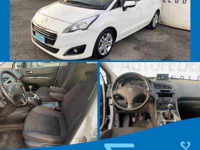 usata Peugeot 5008 BlueHDi 120 allure