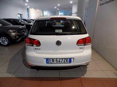 usata VW Golf VI 6ª serie 1.6 TDI DPF 5p. Comfortli