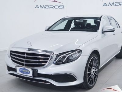 used Mercedes E220 Business Sport Auto