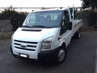 brugt Ford Transit 350s 2.4 tdci/115 pc-rg cabinato