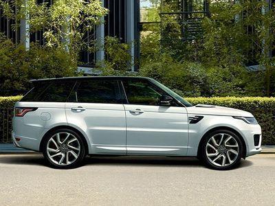 brugt Land Rover Range Rover Sport 5.0 V8 Supercharged 575 CV SVR