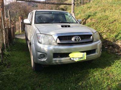 usata Toyota HiLux 3.0 D-4D 4WD 4p.Doub.Cab SR Leat.