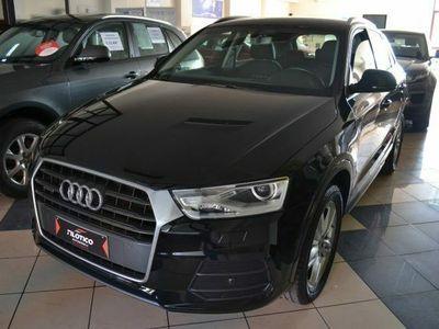 usata Audi Q3 2.0 TDI 150 CV quattro Navi, Ita Full Optional