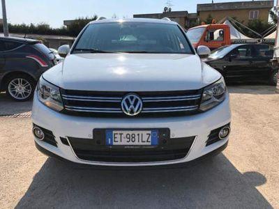 brugt VW Tiguan 2.0 TDI 140 CV Sport