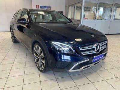 usata Mercedes E220 E220d S.W. 4Matic Auto Premium Plus All-Terrain