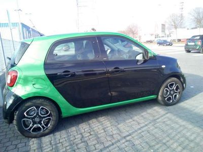 brugt Smart ForFour Electric Drive Passion