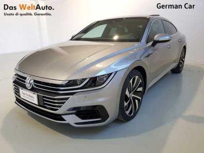 gebraucht VW Arteon Serie 1 (2017) 2.0 BiTDI SCR 4MOTION DSG Sport Blu