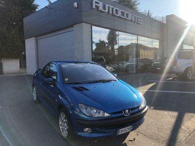 usata Peugeot 206 CC 1.6 16v